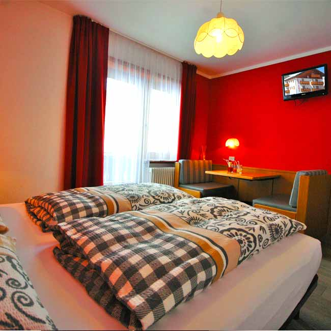garni gimea bed and breakfast livigno le camere